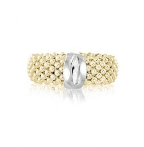 Gold Plated Ring: $75